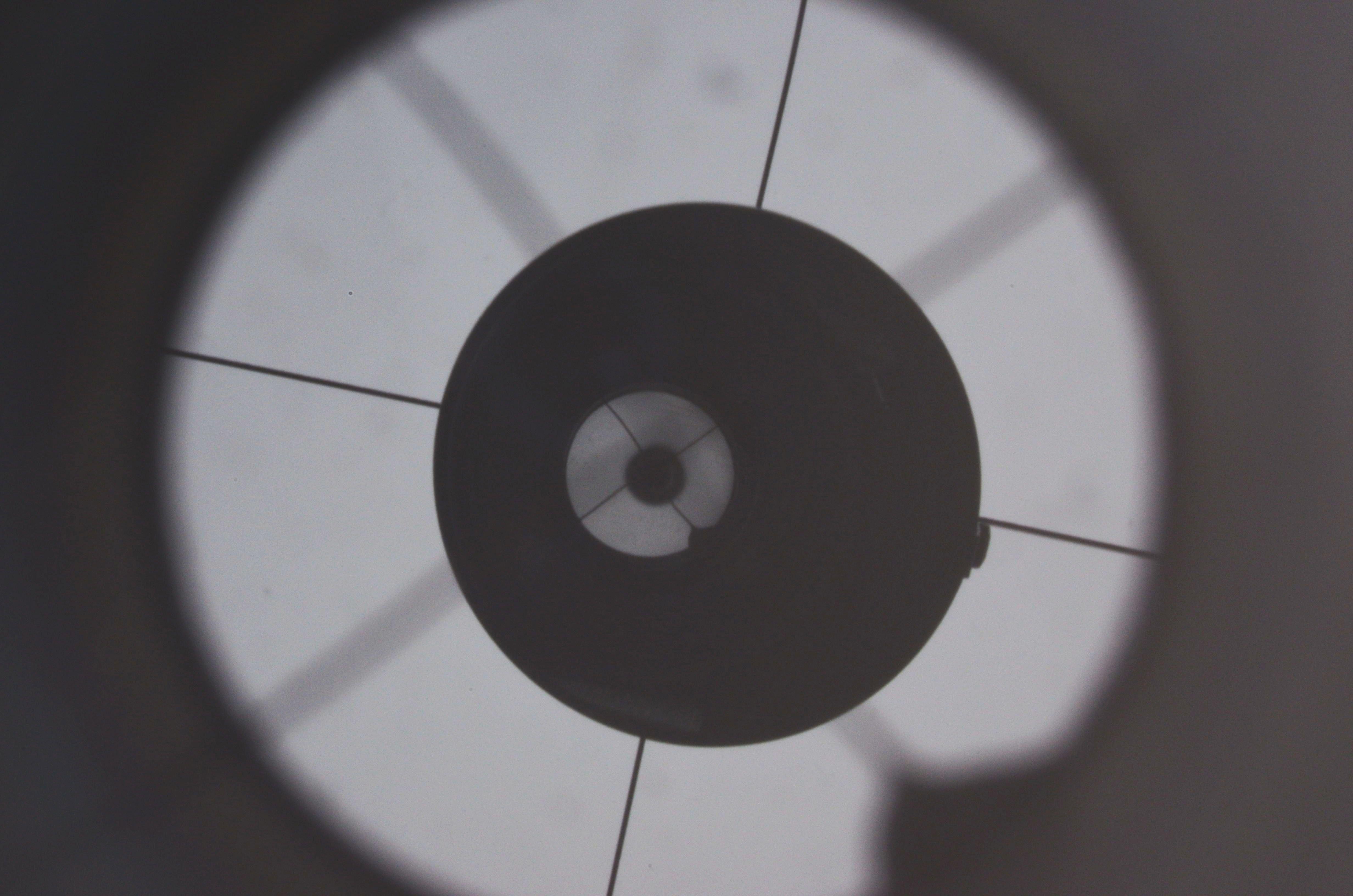 Justierlaser kollimation newton teleskop youtube